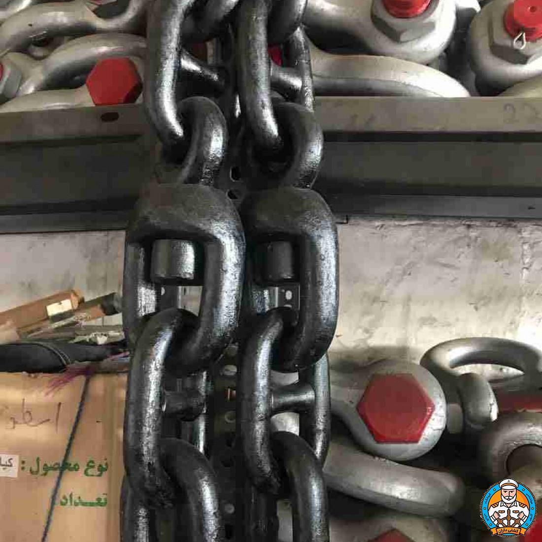 وارد کننده لنگر و زنجیر لنگری