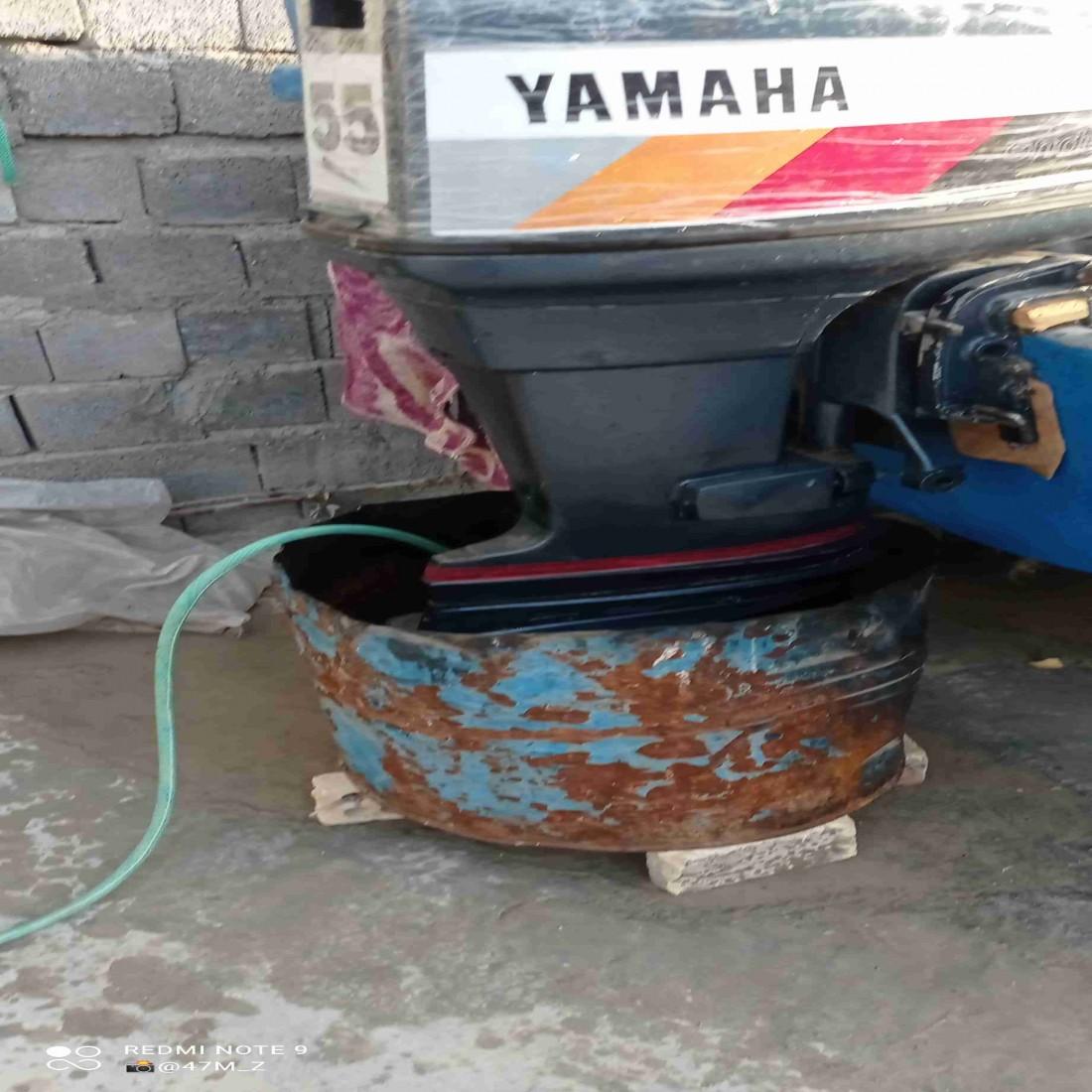 فروش موتور 55 یاماها