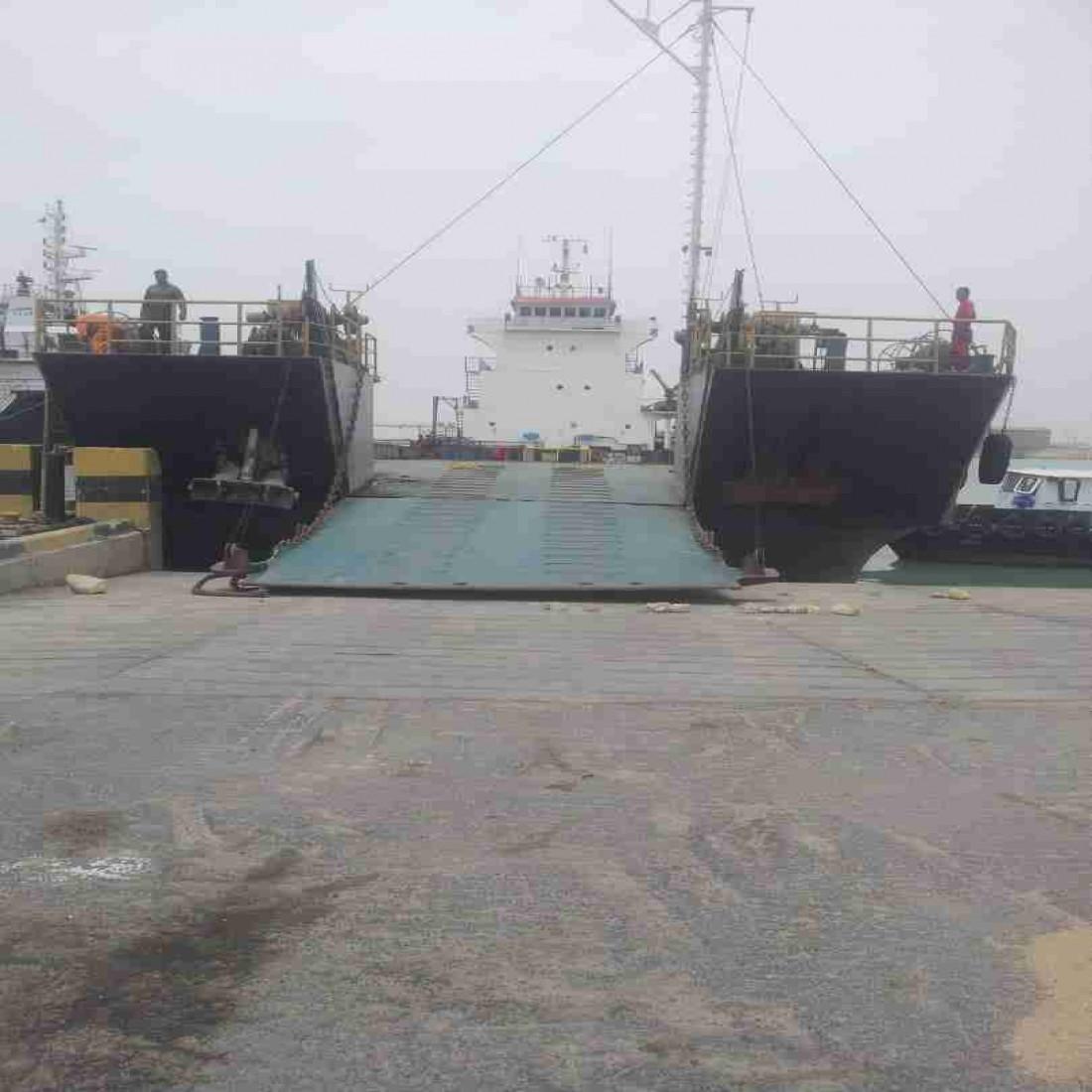 ترخیص وحمل و نقل دریایی به قطر و کویت