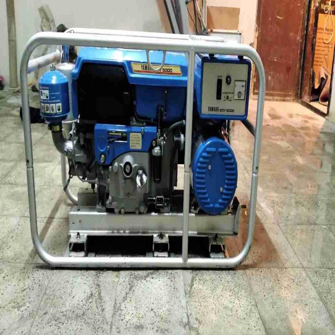 موتور برق  5000 وات یاماها