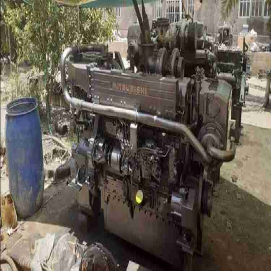 فروش موتور میتسوبیشی 650