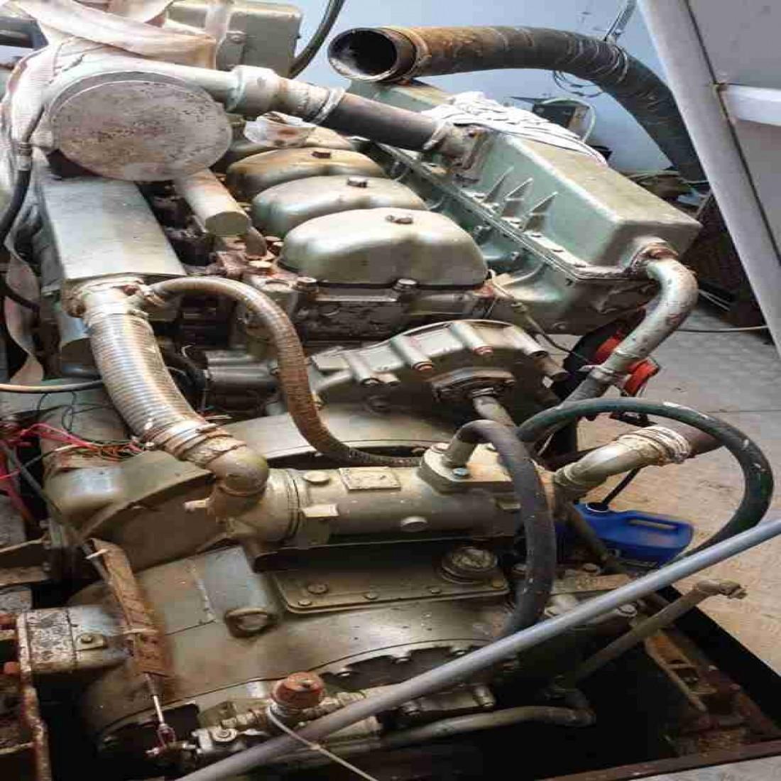 فروش موتور میتسوبیشی 560