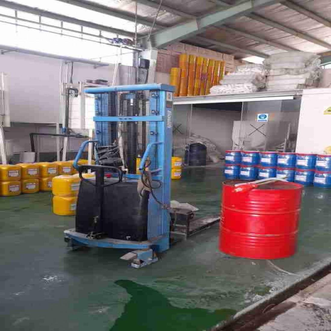 تولیدکننده موادپاک کننده صنایع دریایی