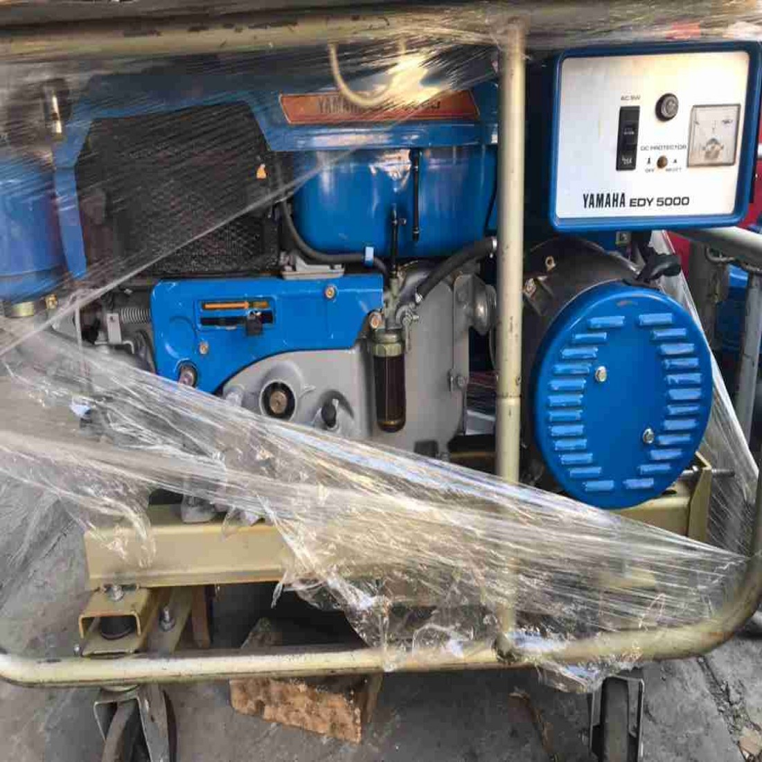 فروش موتور برق 5 کیلووات