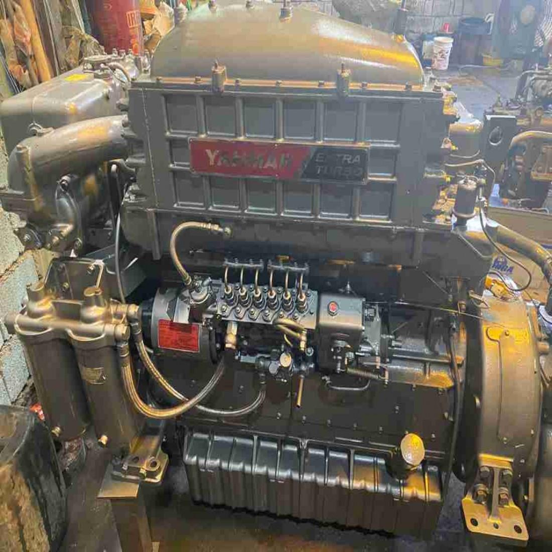 فروش موتور یانمار 520