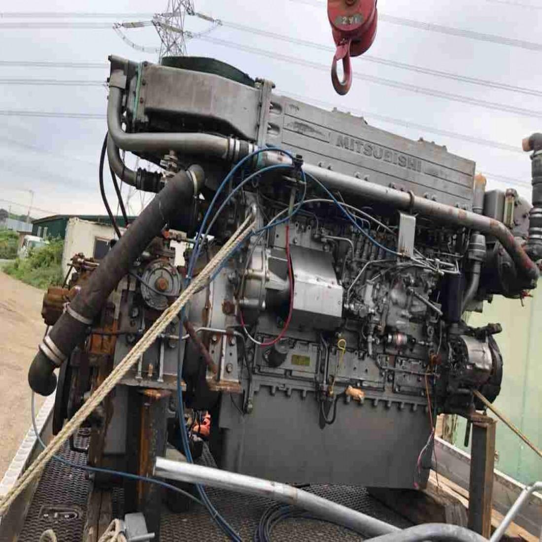فروش موتور میتسوبیشی 680