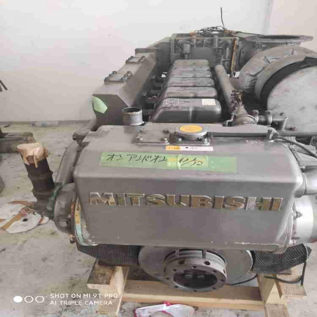 فروش موتور میتسوبیشی s6b3