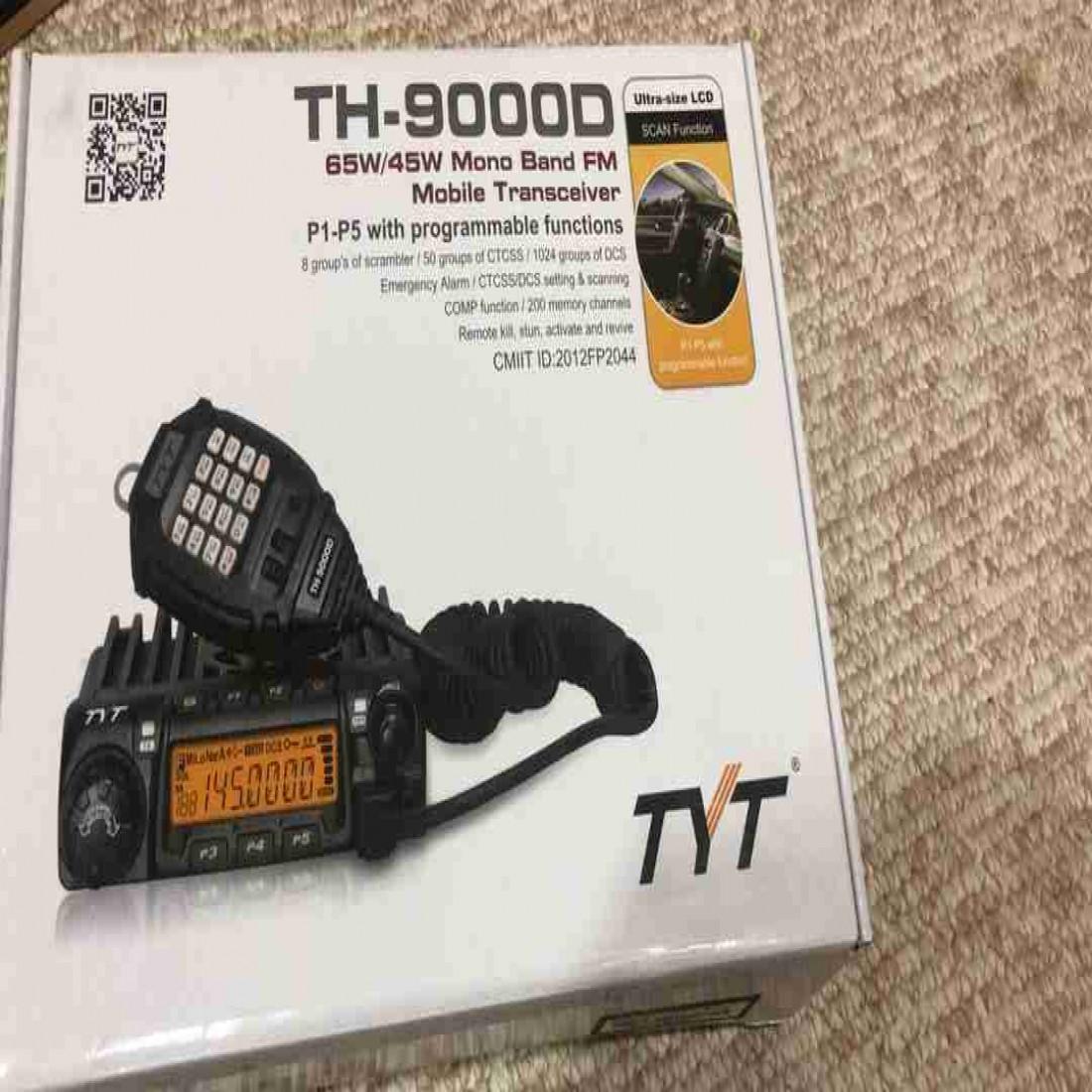 فروش بیسیم TYT TH9000 D