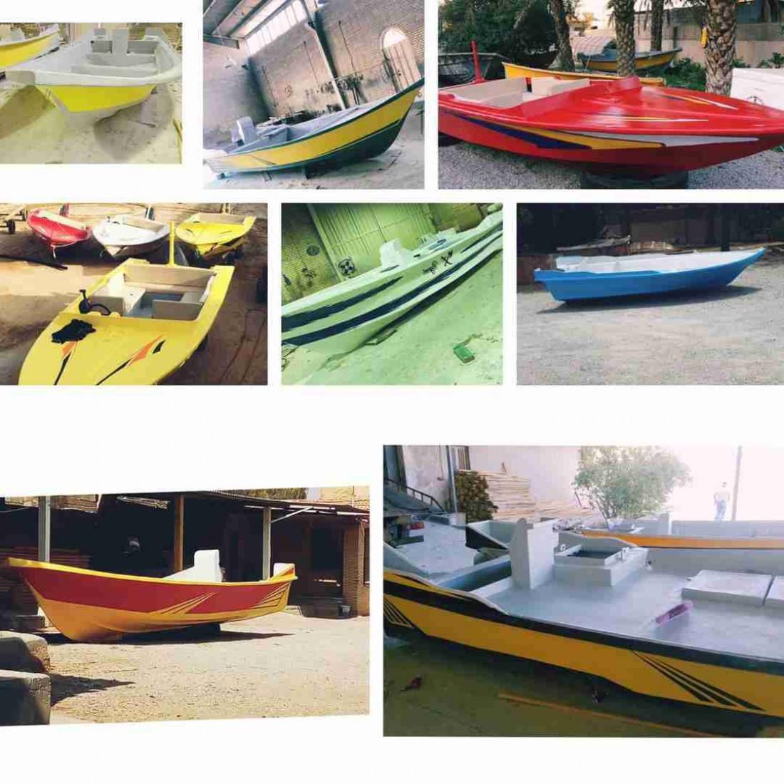 تولید کننده انواع قایق