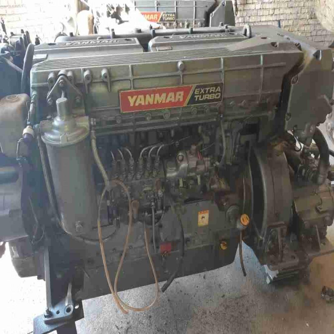 فروش موتور یانمار 650kv