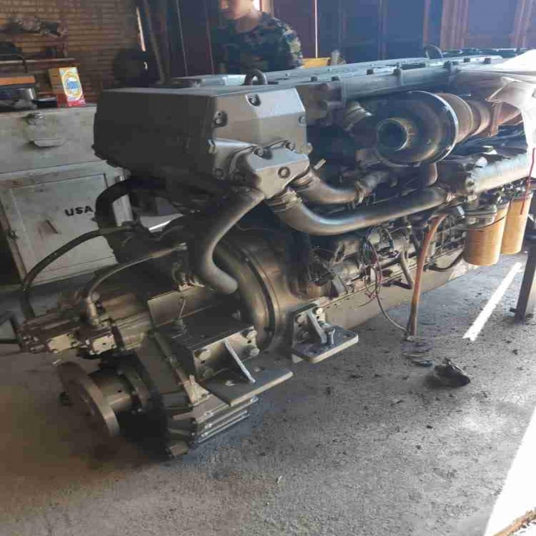 فروش موتور یانمار 640