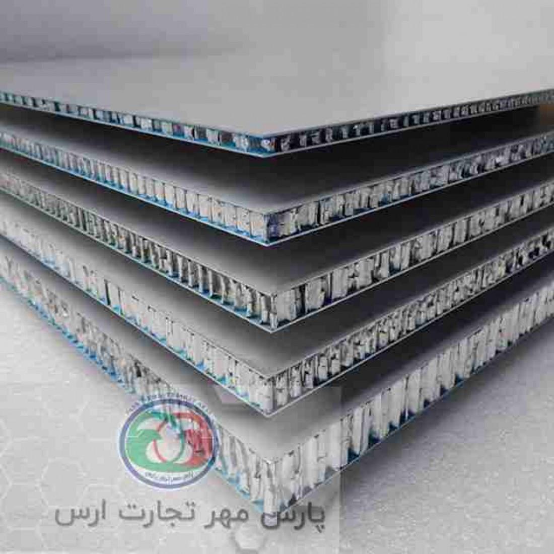 تولید کننده انواع پانل لانه زنبوری آلومینیومی(هانیکام پنل)
