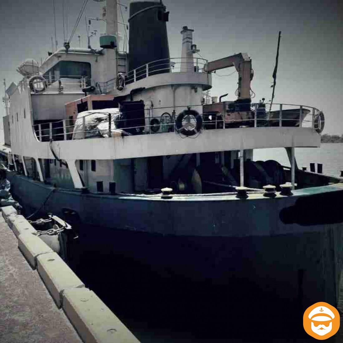 فروش کشتی ژاپنی 2200 تنی