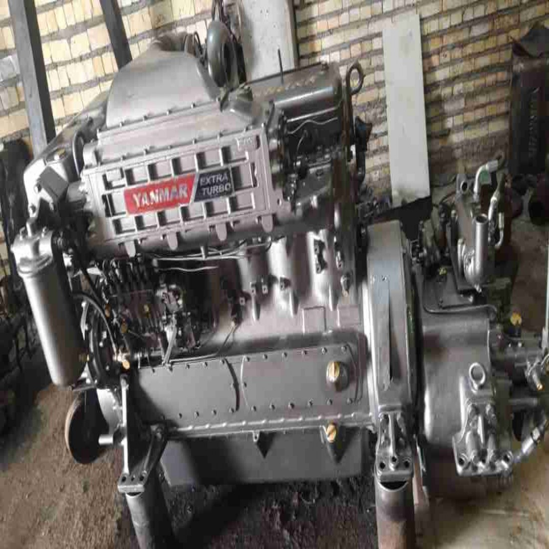 فروش موتور 350 یانمار