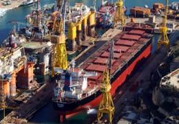 Ship Repair تعمیر کشتی