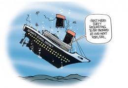علت غرق شدن کشتی  جلوگیری از غرق شدن کشتی در شرایط مختلف